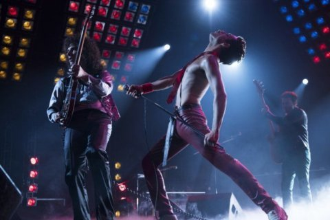 Movie Review: Malek shines as Freddie Mercury in 'Bohemian Rhapsody' biopic