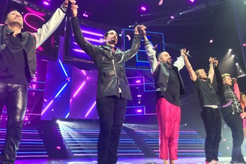 Back to your heart: Backstreet Boys announce world tour, new album