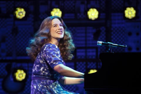 Q&A: 'Beautiful' brings 'tapestry' of Carole King hits to National Theatre