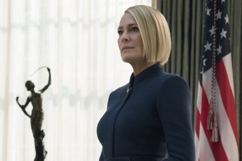 Robin Wright and Michael Kelly reflect on final 'House of Cards' season