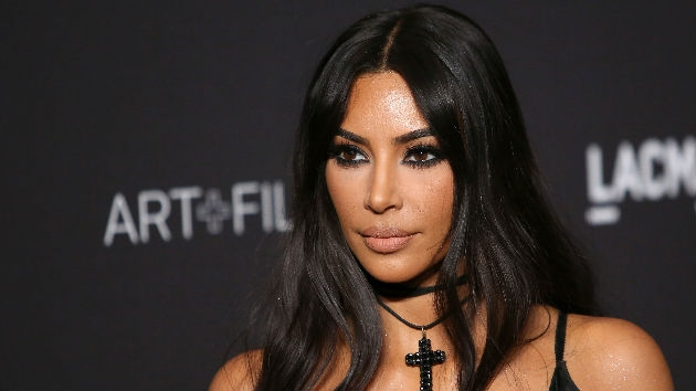 Kim Kardashian Forced To Flee Home As Wildfires Engulf Her Neighborhood
