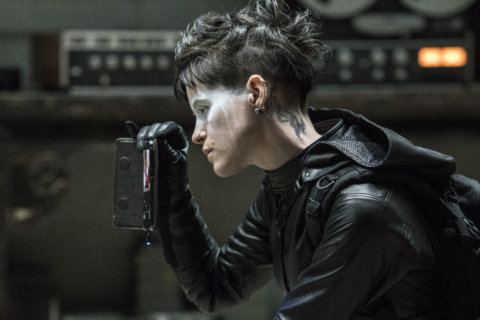 Movie Review: 'Girl in the Spider's Web' strangely shifts cast, creators, vibe