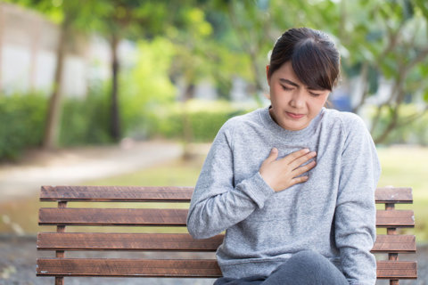 Common heartburn may point to more serious conditions