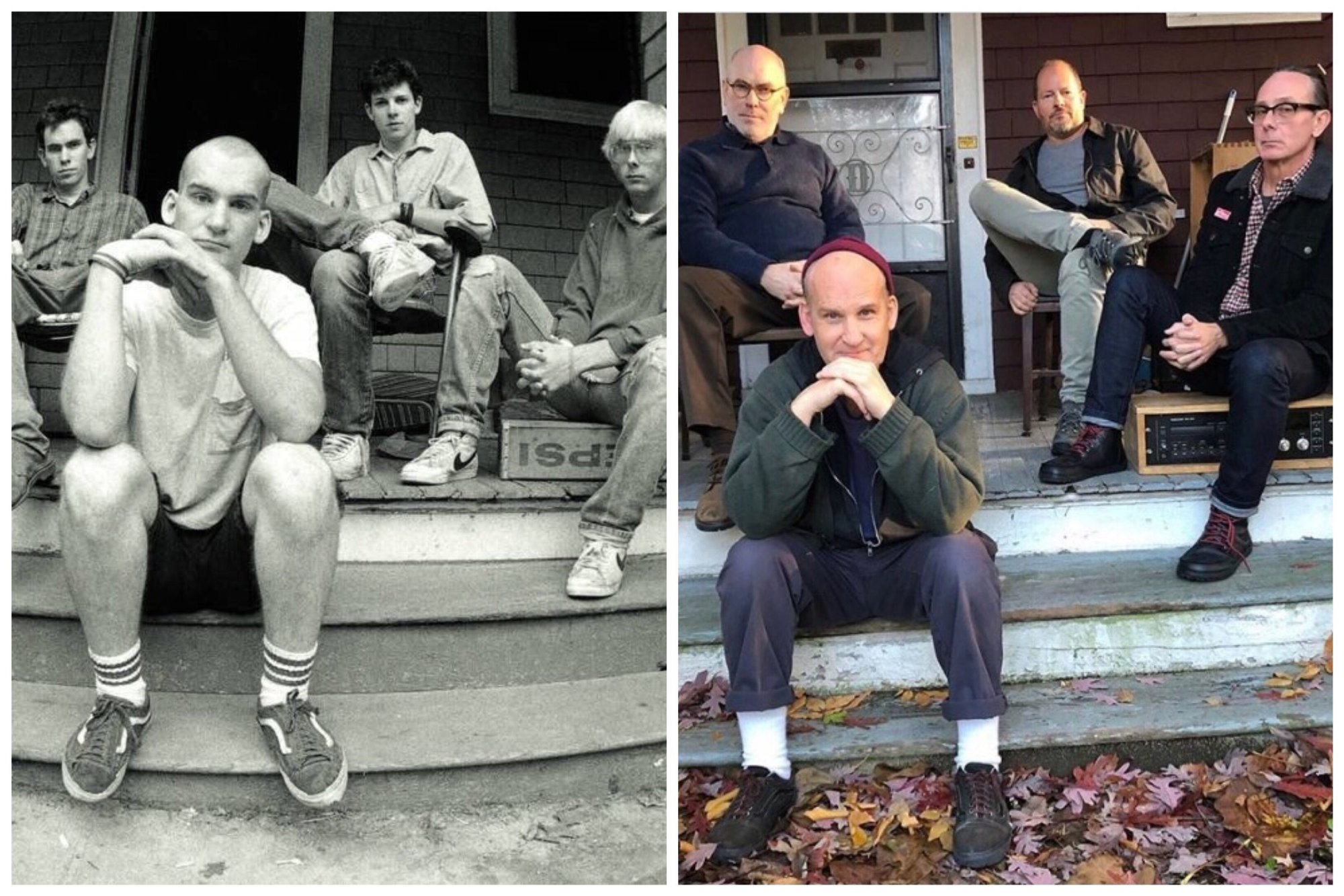 DC punk legends Minor Threat reunite — for iconic photo only | WTOP
