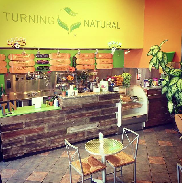 Turning Natural gets retail space at Takoma Theater