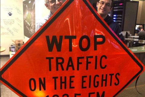 Meet WTOP Traffic reporters at Va. transportation open house