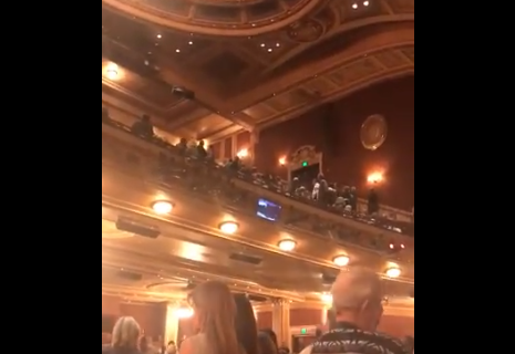 VIDEO: Man shouts 'Heil Hitler' during 'Fiddler on the Roof' show in Baltimore