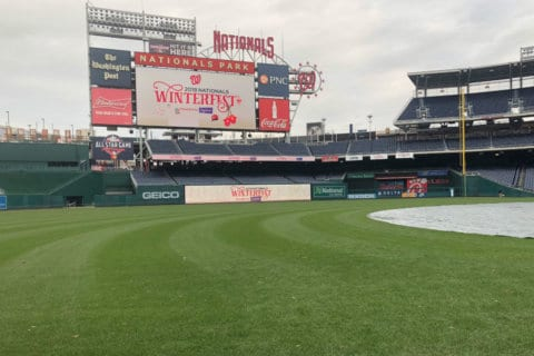 Nationals Park rolls out new policy banning backpacks
