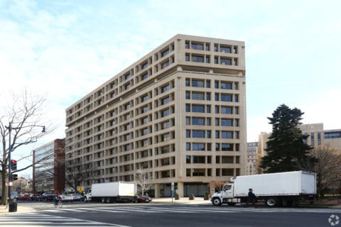 WeWork, Meridian buy Akin Gump building for $136.5M