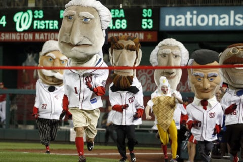 Job hunting? 2020 Racing Presidents tryout applications now open