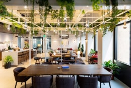 Industrious, the largest premium coworking and flexible workspace provider in the U.S., will officially open its Ballston location on Jan. 7. (ARLnow)
