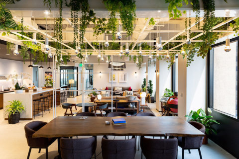 Industrious coworking space coming to Ballston Exchange in January