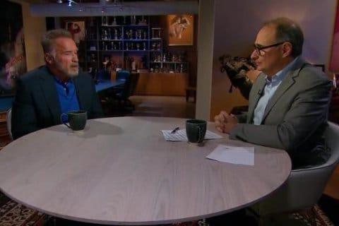 Schwarzenegger: Bush taught me 'the good sides of politics'