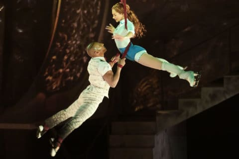 PHOTOS: Cirque du Soleil's ice show 'Crystal' opens at Capital One Arena