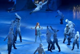 """Cirque du Soleil's new show """"Crystal"""" had its opening night Wednesday at Capital One Arena in D.C. The show runs until Dec. 9, 2018. (Courtesy Shannon Finney/<a href=""""https://www.shannonfinneyphotography.com/index"""" target=""""_blank"""" rel=""""noopener noreferrer"""">shannonfinneyphotography.com</a>)"""