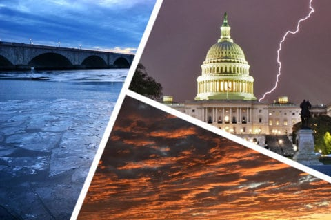 PHOTOS: Top 10 DC-area weather events in 2018