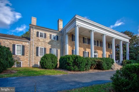 Historic Stonewall Jackson HQ on market for $12 million in Virginia