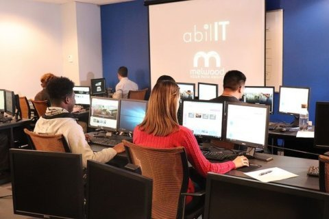 Melwood's 'abil<i>IT</i>' program trains people of differing abilities for entry-level cybersecurity jobs