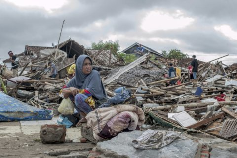 How Indonesia's tsunami warning system failed its citizens again