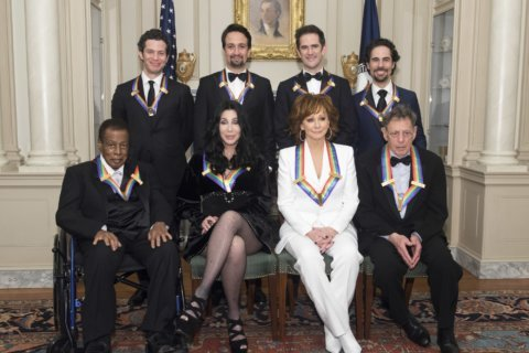 PHOTOS: Kennedy Center salutes Cher, Reba, 'Hamilton,' late President Bush