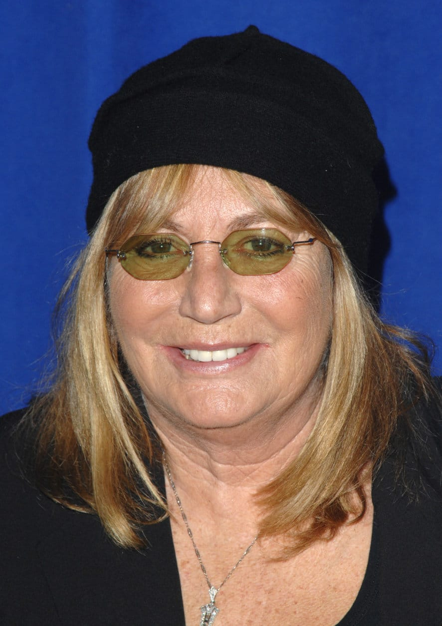 "FILE - In a Friday, Nov. 13, 2009 file photo, Penny Marshall attends the Joe Torre Safe at Home benefit honoring Mariano Rivera, in New York. Marshall's agent, Dan Strone, announced Tuesday, Oct. 11, 2011 that online retailer Amazon.com will release Marshall's memoir ""My Mother Was Nuts"" in Fall 2012. Marshall starred in the 1970s sitcom ""Laverne and Shirley"" and went on to direct such big screen hits as ""Big"" and ""A League of Their Own."" (AP Photo/Peter Kramer, File)"