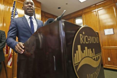 Richmond mayor won't say no to Dominion contributions