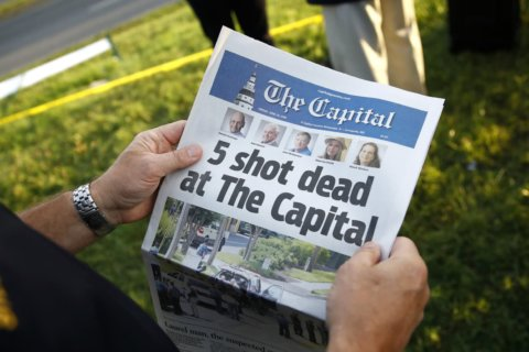 Man accused in deadly Capital Gazette shooting now enters insanity defense