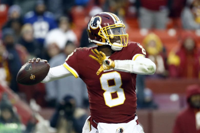Column  Redskins unwittingly prove Kaepernick s worth  c69aee2b3