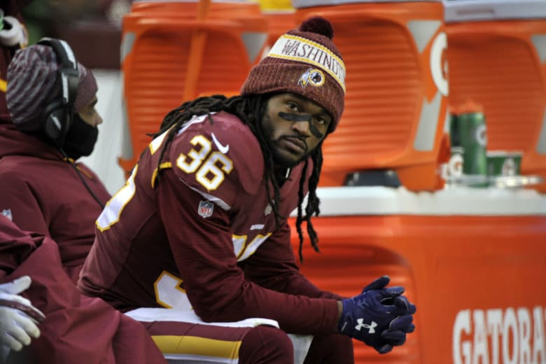 Jay Gruden disappointed with D.J. Swearinger, discipline possible