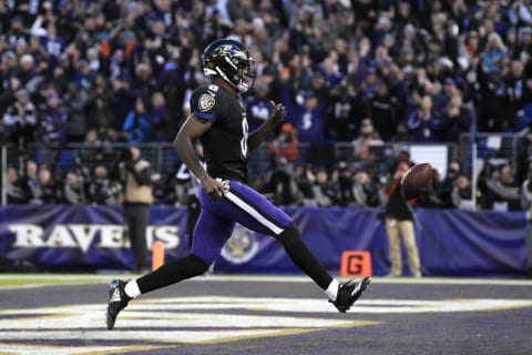 Ravens edge Browns, clinch AFC North title