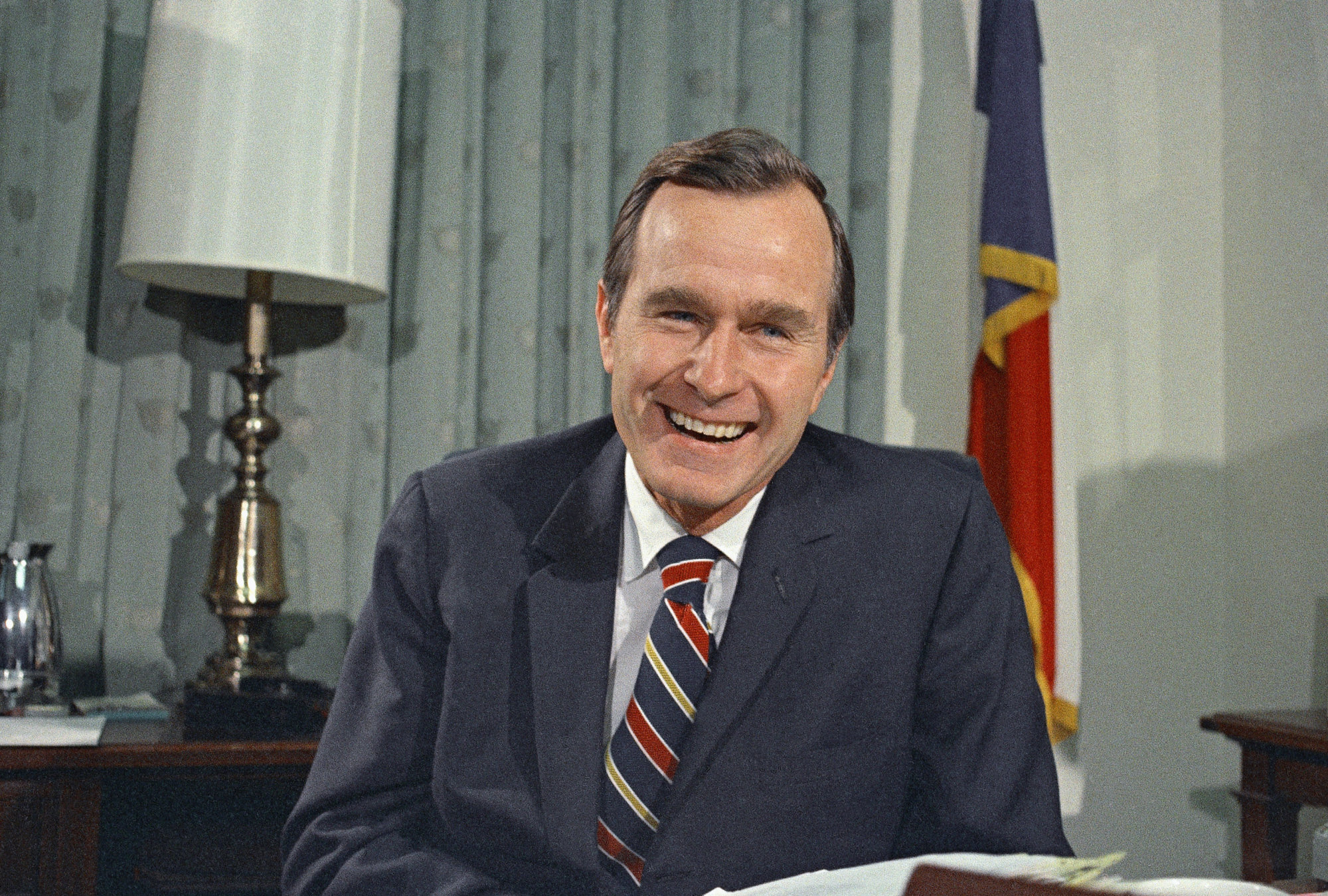 How George H.W. Bush helped end the Cold War peacefully