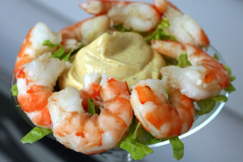 Cooked shrimp sold at Kroger recalled