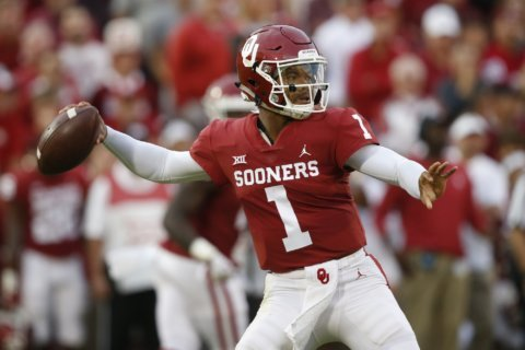 Oklahoma QB Murray wins Heisman Trophy