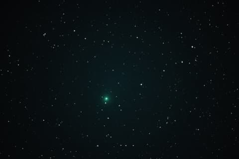 In the skies this week: Meteors galore and a green comet