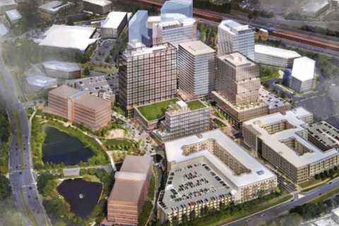 Brookfield courting neighbors for Wegmans in Reston