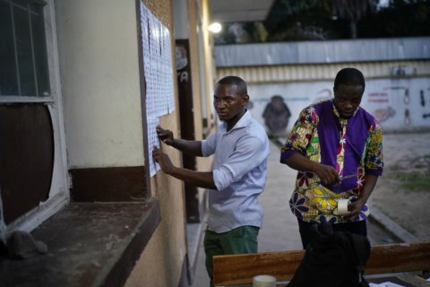 AP EXPLAINS: Why groundbreaking Congo vote could stumble