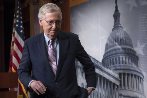 Facing pressure, McConnell agrees to criminal justice vote