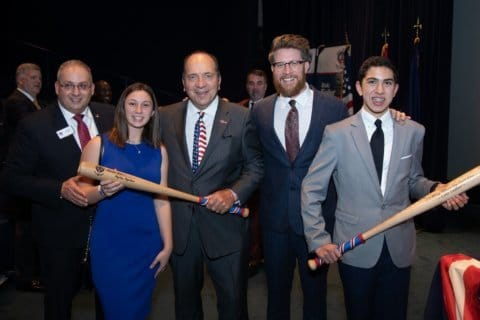 Honored with Act of Valor award, Doolittle presses sports leagues to do more for veterans
