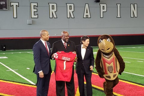 'I want to create the right culture' — Locksley comes home to be introduced as U.Md. football coach