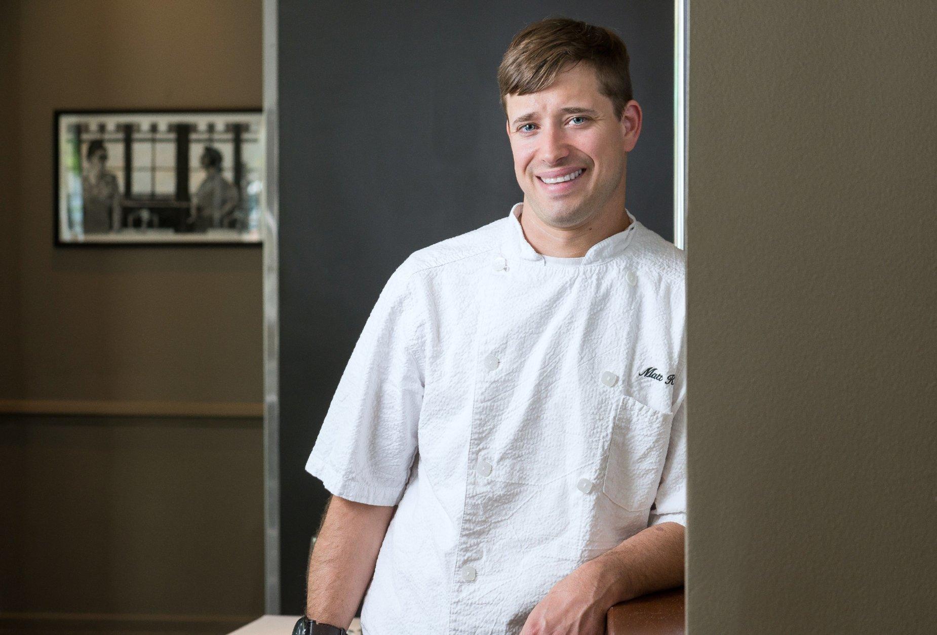 Executive Chef Matt Kuhn (Courtesy Rey Lopez)