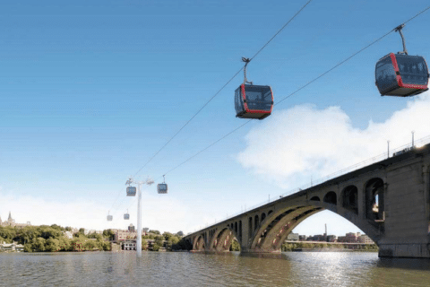 Coalition forms to push the Georgetown-Rosslyn gondola idea