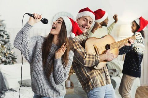 10 new holiday songs to sing along to in the car