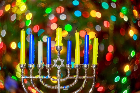 Celebrating Christmas and Hanukkah? Tips for interfaith families