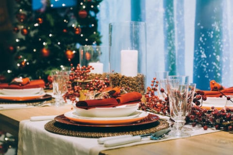 Serving up a feast this Christmas? Don't forget about food allergies