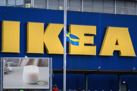 Future of Ikea: Small stores in big cities