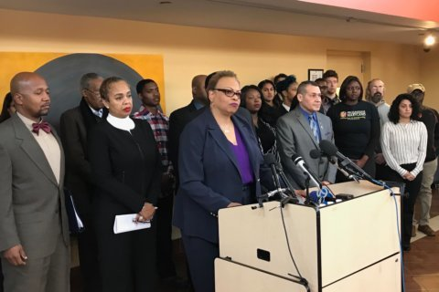 Officers cite racist texts, use of N-word in federal lawsuit against Prince George's Co. police