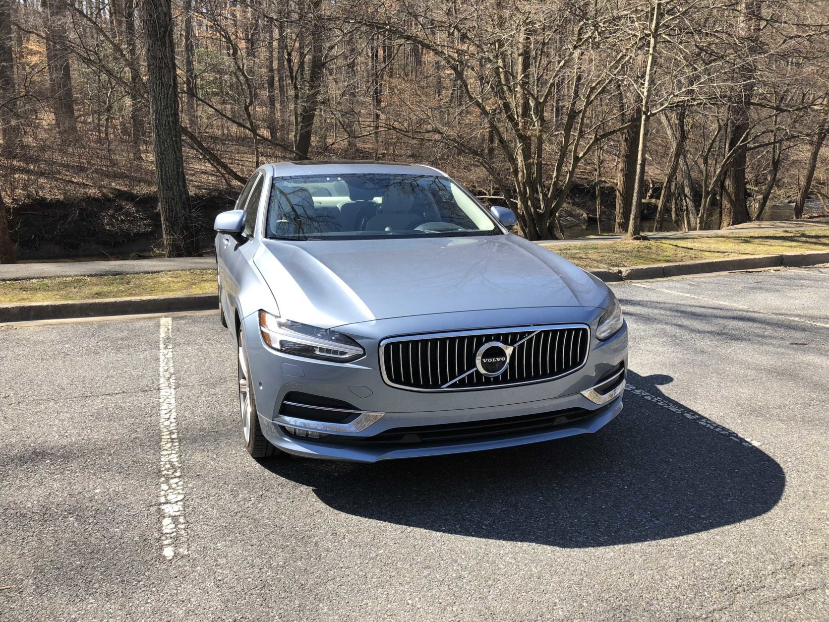 Car Review Volvo Goes From Boring To Head Turner With The Flagship S90 Luxury Sedan Wtop