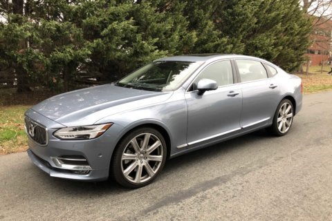Car Review: Volvo goes from boring to head-turner with the Flagship S90 luxury sedan