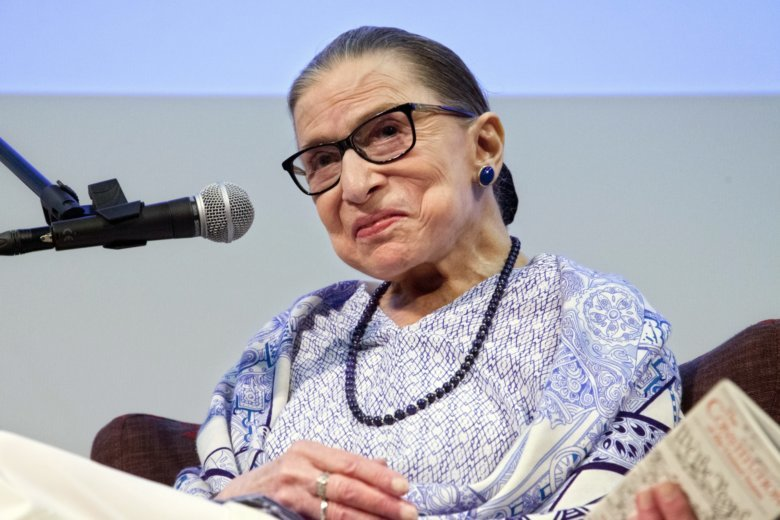 Justice Ginsburg Undergoes Surgery to Remove Cancerous Nodules From Lung