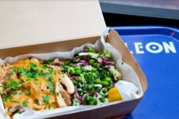 "LEON calls its Mediterranean-leaning menu ""Naturally Fast Food."" (Courtesy LEON)"